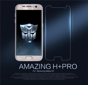 NILLKIN Amazing H+PRO Tempered Glass Screen Protector for Samsung Galaxy S7 G930 Anti-explosion