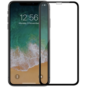 NILLKIN 3D CP+ MAX for iPhone Xs Max 6.5 inch Full Size Curved Tempered Glass Screen Protector Anti-explosion