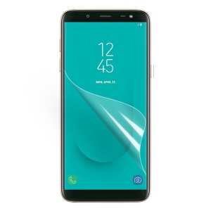 Ultra Clear LCD Screen Protector Film for Samsung Galaxy J6 (2018)