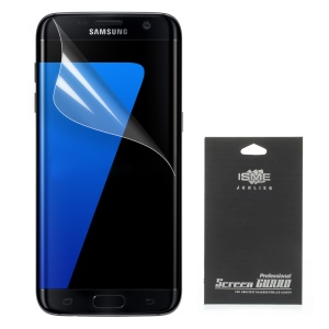 HD Clear Full Coverage Screen Film for Samsung Galaxy S7 edge G935 (Black Package)
