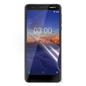 Ultra Clear LCD Screen Protective Guard Film for Nokia 3.1