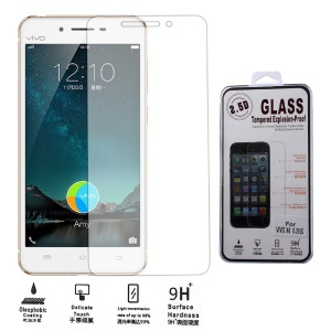 0.25mm Tempered Glass Screen Protector Guard Film for Vivo X6 Arc Edge