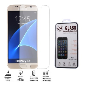 0.25mm Tempered Glass Screen Protector Film for Samsung Galaxy S7 G930 Arc Edge