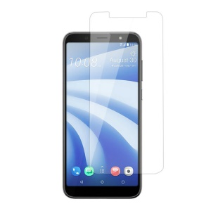 0.3mm Tempered Glass Screen Protection Film Arc Edge for HTC U12 Life