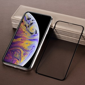 "For iPhone (2019) 6.1"" / XR 6.1 inch 9D High Aluminum Full Screen 9H Tempered Glass Screen Protector"
