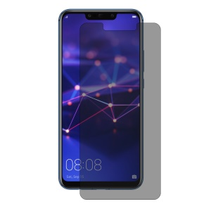 HAT PRINCE Per Huawei Mate 20 Lite / Honor Play Proteggi Schermo In Vetro Temperato Anti-peep 2.5D 0.26mm