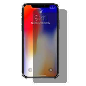 HAT PRINCE Protezione In Vetro Temperato Anti-spy Da 0,26mm 9H 2.5D Per Iphone XS Max 6.5 Pollici