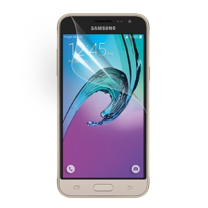 For Samsung Galaxy J3 (2016) Ultra Clear LCD Screen Protector Guard Film