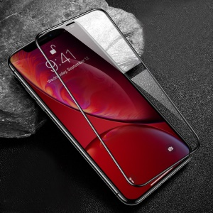 MOCOLO Ultra Clear 3D Tempered Glass Full Screen Protector for iPhone XR 6.1 inch