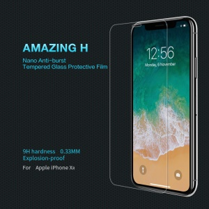 NILLKIN Amazing H Tempered Glass Screen Protector Anti-Explosion for iPhone XR 6.1 inch