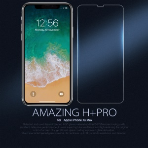 NILLKIN Amazing H+PRO Tempered Glass Screen Protector Anti-Explosion for iPhone XS Max 6.5 inch