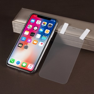 For iPhone XS / X 5.8 inch Tempered Glass Screen Protective Film (0.2mm) (High Aluminum)