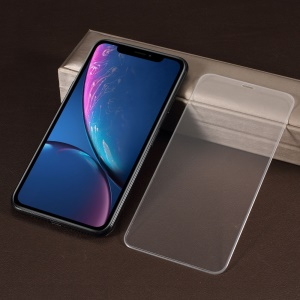 5D Full Size Anti-explosion Tempered Glass Screen Guard Film for iPhone XR 6.1 inch - Transparent