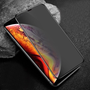 MOCOLO 3D Tempered Glass Full Screen Protector [Privacy Protection] [Anti-spy] [Anti-explosion] for iPhone XR 6.1 inch