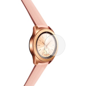 For Samsung Galaxy Watch 42mm 0.3mm Arc Edges 9H Anti-scratch Tempered Glass Screen Protective Film