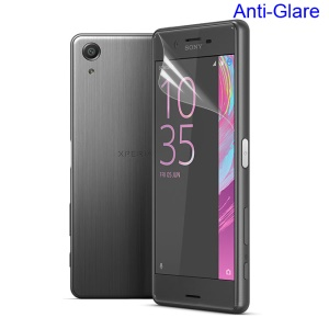 Matte Anti-glare Screen Protector for Sony Xperia X Performance