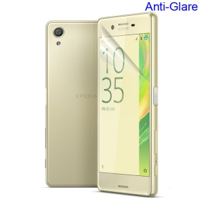 Matte Anti-glare LCD Screen Protector for Sony Xperia X