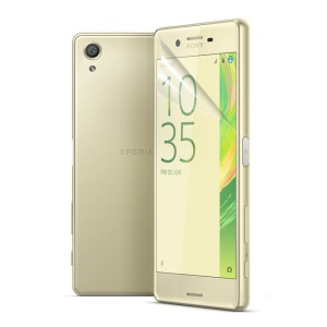 HD Clear LCD Screen Protective Film for Sony Xperia X