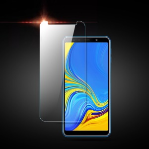 MOCOLO Arc Edge Tempered Glass Screen Protector Film for Samsung Galaxy A7 (2018)