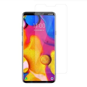0.3mm Tempered Glass Screen Protector Arc Edge for LG V40 ThinQ