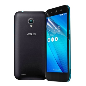 HD Clear LCD Screen Protector Film for Asus Zenfone Live G500TG