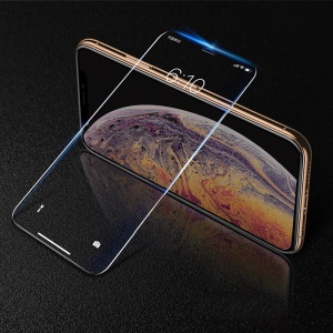 BENKS KR HD Arc Edge Tempered Glass Full Screen Film for iPhone XS/X 5.8 inch