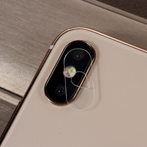 Tempered Glass Rear Camera Lens Film for iPhone XS Max 6.5 inch
