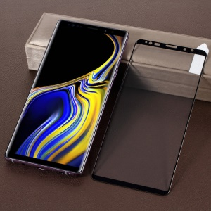 RURIHAI 4D Curved Full Glue Full Size Tempered Glass Screen Protector for Samsung Galaxy Note9 N960