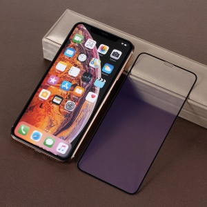 Eye-protection Anti-blue-ray Full Screen Tempered Glass Guard Film for iPhone XS Max 6.5 inch