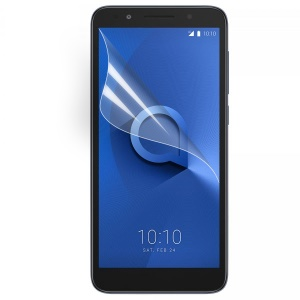Clear LCD Screen Protector Shield Film for Alcatel 1X