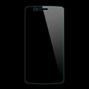 OCUBE 0.26mm Tempered Glass Screen Protector Film Cover for Elephone P8000 Arc Edge