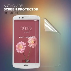 NILLKIN Screen Protector Shield Film for LG K10 Scratch-resistant