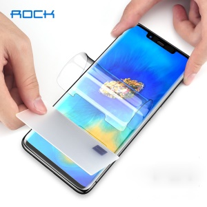 ROCK Soft Hydrogel Full Size Screen Protective Film for Huawei Mate 20 Pro