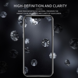 NILLKIN Bright Diamond Screen Protector Film for iPhone XR 6.1 inch