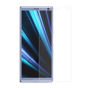 0.3mm Tempered Glass Screen Protector Arc Edge for Sony Xperia XA3 Ultra