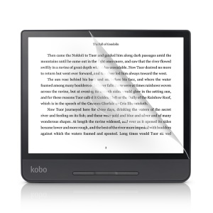 Clear LCD Screen Protector for Kobo Forma