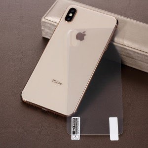 Protezione Anti-impronta Con Rivestimento In PET Morbido Anti-impronta Per IPhone XS Max Da 6,5 ​​pollici
