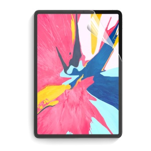 ENKAY HD Clear PET Full Screen Protector Anti-explosion for iPad Pro 12.9-inch (2018)