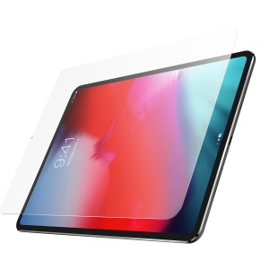 0.3mm Tempered Glass Full Screen Shield Straight Edge for iPad Pro 12.9-inch (2021)(2020)/ (2018)