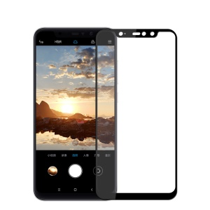 MOFI Anti-explosion Full Screen Tempered Glass Protector for Xiaomi Redmi Note 6 Pro