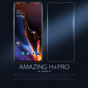 NILLKIN Amazing H+PRO Tempered Glass Screen Protector for OnePlus 7 / 6T Anti-Explosion