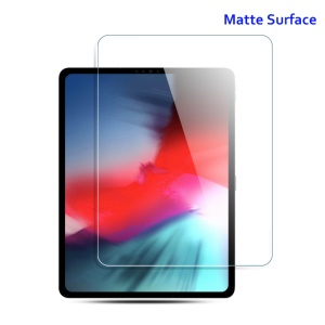 0.3mm Matte Tempered Glass Full Covering Screen Shield Arc Edges for iPad Pro 12.9-inch (2020)/ (2018)