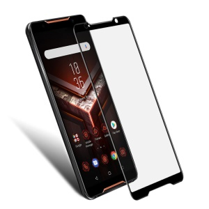 IMAK Pro+ Full Coverage Anti-explosion Tempered Glass Screen Protector for Asus ROG Phone (ZS600KL)