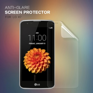 NILLKIN Screen Protector Shield Film for LG K7 Scratch-resistant