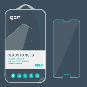 GOR [0.15mm Corning Glass] for Huawei P20 Tempered Glass Screen Protector Film