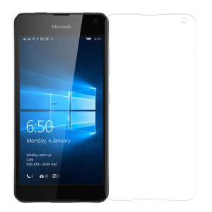 0.3mm Tempered Glass Screen Protector for Microsoft Lumia 650 / Dual SIM (Arc Edge)