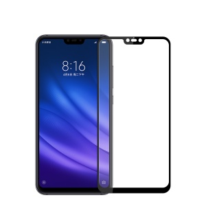 MOFI Anti-explosion Tempered Glass Full Screen Shield for Xiaomi Mi 8 Lite / Mi 8 Youth (Mi 8X)