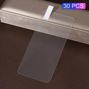 30Pcs/Pack 2.5D 9H Anti-explosion Tempered Glass Screen Protector for Samsung Galaxy S10 Lite