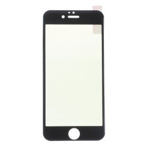 DEVIA 0.18mm Full Size Anti-blue-ray Tempered Glass Screen Film for iPhone 6s Plus / 6 Plus - Black