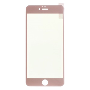 DEVIA 0.26mm Full Size Anti-blue-ray Tempered Glass Screen Film for iPhone 6s Plus / 6 Plus - Rose Gold